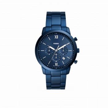 Neutra Chronograph Ocean Blue Stainless Steel Watch