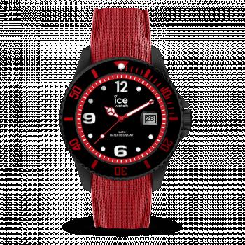ICE steel - Black red