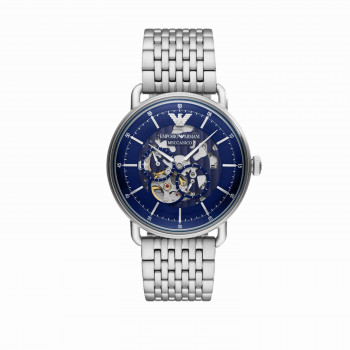 Emporio Armani Multifunction Stainless Steel Watch