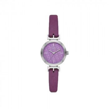 ELLE Odéon Purple Leather