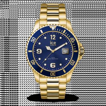 ICE steel - Gold blue