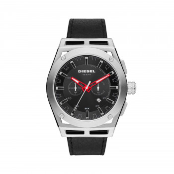 Timeframe Chronograph Black
