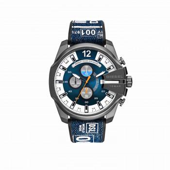 Diesel Mega Chief Chronograph Denim Watch