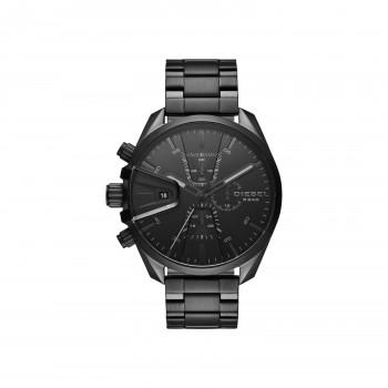 Diesel MS9 Chronograph Black Stainless Steel