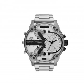 Diesel Men's Mr. Daddy 2.0 Chronograph Stainless Steel