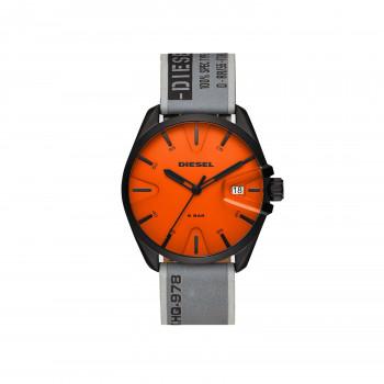 Diesel MS9 Three-Hand Orange Nylon