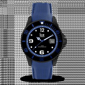 ICE steel - Black blue